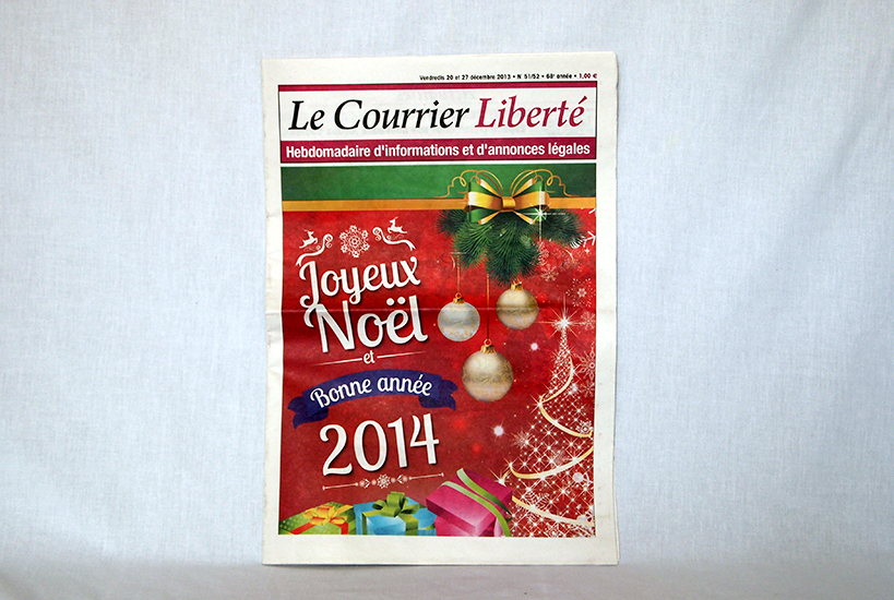 Courrier liberte illustration