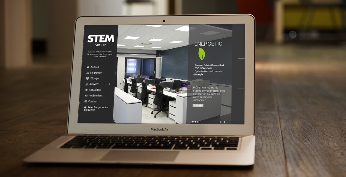creation-site-web-wordpress-stem-group