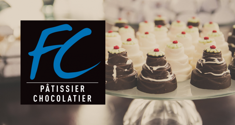 creation logo patissier chocolatier pontcharra