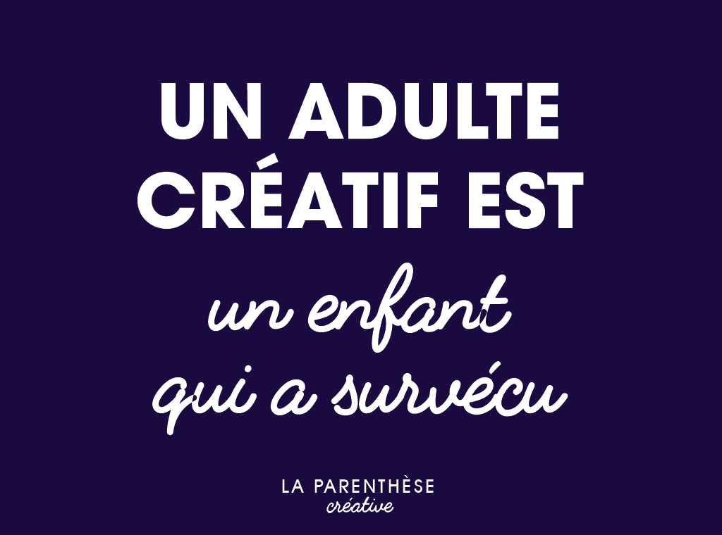creation graphique citation Les ptits mots mai 2017