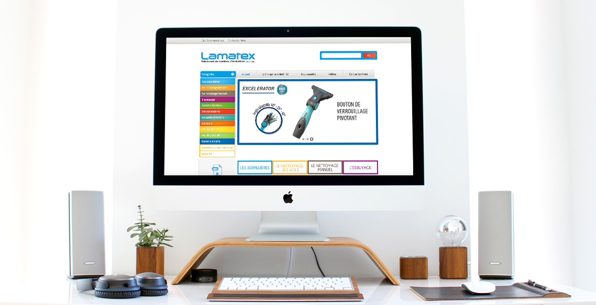 creation-site-web-wordpress-lamatex-catalogue-produits